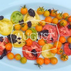 What does August mean to you? #tomatoseason