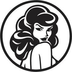 Sexy Girl Custom Made Vinyl Sticker Decal 034, Car Decal, Bumper Sticker, Laptop Decal, Window Sticker