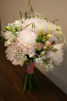 1000 images about bouquet on pinterest bouquets mariage and roses - Bouquet pivoine mariage ...