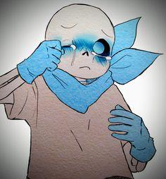 Oh non, Blueberry ne pleure pas sa fait mal de te voir comment ça