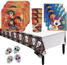 Disney Pixar Coco Birthday Party Supplies
