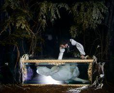 ADRIEN BROOM - Snow White Being Awoken