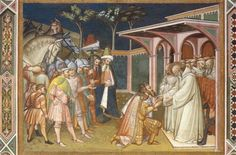 July 11 – The noble saint who fled the world, but the world ran after him - Nobility and Analogous Traditional Elites