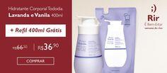 http://rede.natura.net/espaco/RoseliSantos Kit Natura Tododia Lavanda e Vanila - Desodorante Hidratante Regular + Refil promoções até 25/01, ou enquanto durarem os estoques. Aproveitem as ofertas.
