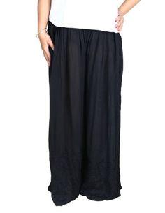 pantalon de rayonne coloré brodé des robes d'hiver funky longueur: 102 cm ShalinIndia http://www.amazon.fr/dp/B00COH6KDS/ref=cm_sw_r_pi_dp_5iFUvb1YY5J20