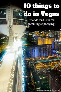 After tips on what to do in Las Vegas (aside from the obvious)? Why not try out some of these unique ideas!
