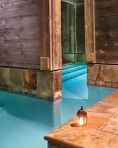 Ventana Inn. The Japanese hot baths are open-air and a wonderful way to take in starry nights. #Jetsetter