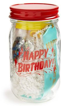 It's a party in a jar!!