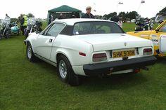 Triumph TR7.  Reg No. SHK 506W
