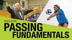 A good passer believes they are going to pass every ball! See why Russ Rose believes this is the focus behind a great passer and how you can train your players in this necessary skill.