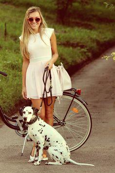 www.welovefashion.it Benvenuto settembre, un look pastello!