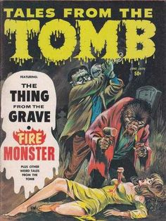 Tales from the Tomb #2.3 - The Thing from the Grave (Issue)