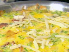 Omelet for Two recipe from Ina Garten via Food Network