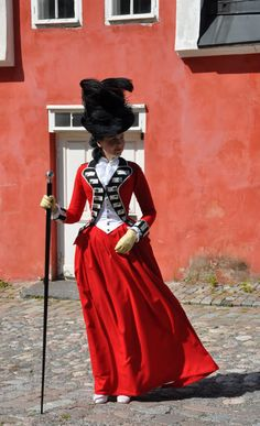 18th Century Riding Habit Pattern | ... Automobile: Late 1770's riding habit in the style of Lady Wosley, 2012