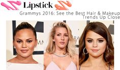 Grammys 2016- See the Best Hair & Makeup Trends Up Close