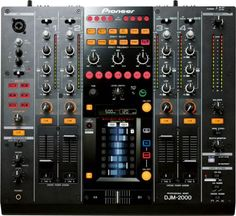 Special Offers Available Click Image Above: Pioneer Djm-2000 Professional Dj Mixer