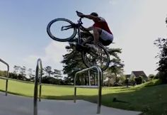 Martyn Ashton Road Bike Party [video]