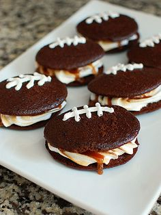 Super Bowl Recipes: WHOOPIE PIES