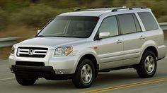 2008 Honda Pilot ($8,069 – $9,999)