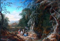 The Judgement of Paris  Josef Orient (1677–1747) and Johann Georg Platzer (1704–1761)  The Bowes Museum