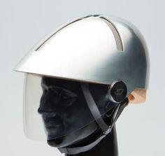 Philippe Starck Bike Helmet Looks Like Space-Age Riot Gear | Co.Design | business + innovation + design