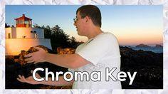 Chroma Key - Sony Vegas # 01