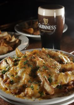 'Ooey-gooey' fries are Dublin Pub's  best selling item. We have the inside story.   Photo by Lisa Powell  http://www.daytondailynews.com/news/entertainment/bars-clubs-other/ooey-gooey-fries-resturants-best-selling-item/nTSHs/