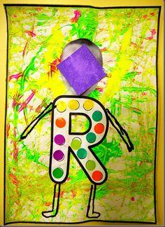 my family members activity small section Process Art Preschool, Preschool Names, Name Activities, Preschool Kindergarten, Infant Activities, School Fun, Pre School, Diy And Crafts, Sensory Activities