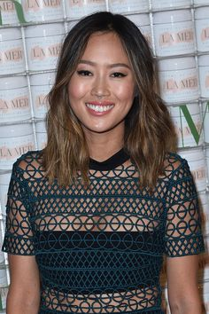 aimee song hair 2015 - Google Search Long Lob Haircut, Hair 2015, Aimee Song, 2015 Hairstyles, Short Hair Styles, Hair Cuts, Hair Color, Google Search, Blouse