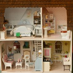 Diary of a Dollhouse: daydream cottage