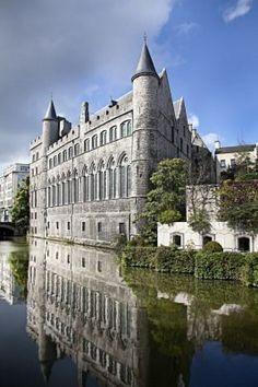 Brujas, Bélgica.