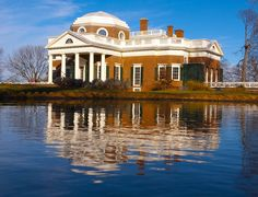 This is my picture of Monticello, Thomas Jefferson's home.  (c)2011 Jim Barnwell A.R.R.