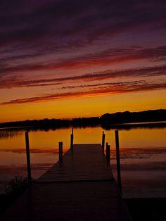 nothing better than a minnesota lake!