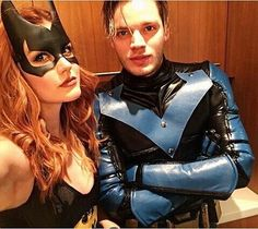 Kat and Dom Halloween