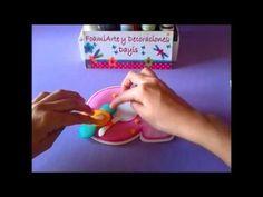 Letras 3D nombres en foamy banner/letreros o carteles en goma eva/DIY crafts: 3D LETTERS - YouTube