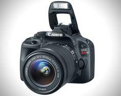 Canon EOS Rebel SL1 DSLR (2)