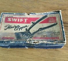 A vintage Hairclipper by Brown's of Birmingham model The Swift from the Box is tatty but clippers in perfect condition with original felt cover. Facial Hair Removal Cream, Wax Hair Removal, Men In Shower, French Polynesia, Grenadines, Men's Accessories, Swift, 1950s, Ebay