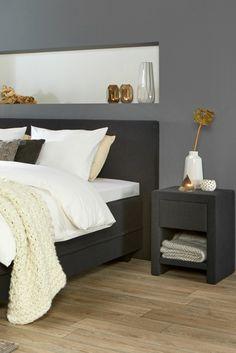Boxspring Home 155 | SwissSense.nl | voor je slaapkamer