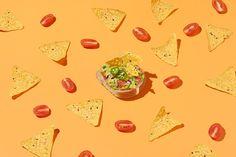 Do you salsa? A fiesta for flavour! Jalopeno, avocado salsa and crunched nachos.