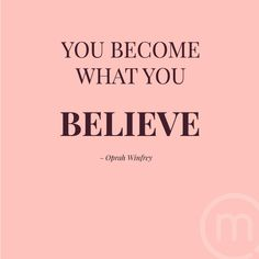 Believe in yourself, first and always. Learn to silence your inner critic. #MyMevii
