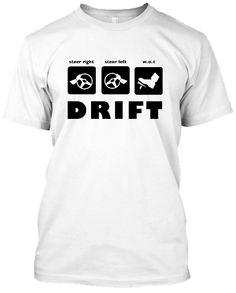 Drift - Şu An Sadece 24,90 TL! Online Siparişe Özel Tasarımlar, Mağazalarda Yok! - Kapıda Ödeme - Süper Baskı ve Penye Kalitesi