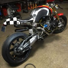 BMW R nineT Cafe Racer COC - Churchofchoppers #motorcycles #caferacer #motos   caferacerpasion.com