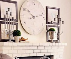 Fireplace Mantel Dec