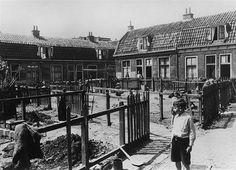 De plek in Utrecht: Het Kroonhofje in Wijk C, waar judokampioen Anton Geesink in 1934 werd geboren († 2010)