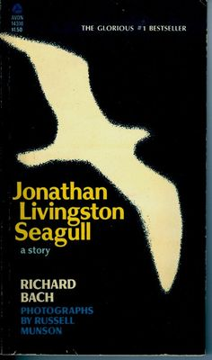 jonathan livingston seagull was…a very inspirational read. about a seagull who goes against the norms of being a seagull in finding a deeper meaning in life and flying. this is life. a bit religious, it is a very good, short read that could be read over and over to learn and pick up a few things. recommended. :)