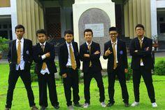 From left --> A. Samih, Alim W, Bagas P, Imam Syuhada, Faiq Haidar, Abu Rizal.