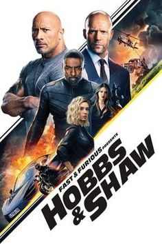 Hobbs (Dwayne Johnson) and Shaw (Jason Statham) join forces to take down a dangerous anarchist (Idris Elba) in this action-packed entry into the Fast & Furious franchise. Action Movies, Hd Movies, Movies To Watch, Movies Online, Movie Tv, Movie Fast And Furious, The Furious, Jason Statham, Dwayne Johnson