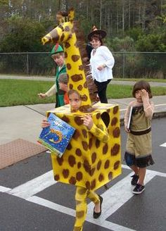137 best book parade images on pinterest fish under the sea and giraffe solutioingenieria Images