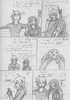 Presumptuous title, but... Well, unfortunately for Jaune- I'm the present artist in charge. He will suffer like no (most) other! Cept maybe Stoppable. RWBY © Monty Oum/Roosterteeth Pardon me for it...