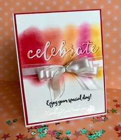 Celebrate With Color! | Rambling Rose Studio | Billie Moan